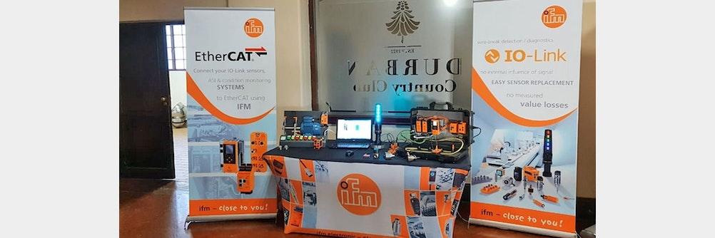 Wissen zum Frühstück: EtherCAT Seminar in Südafrika