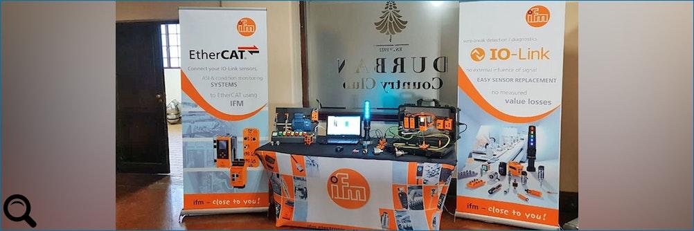 Wissen zum Frühstück: #EtherCAT #Seminar in Südafrika