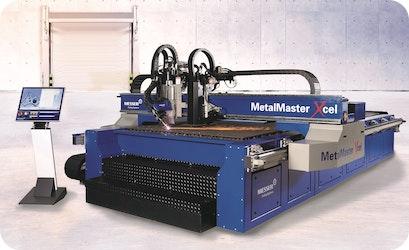 Hochleistungs Schneidmaschine MetalMaster Xcel