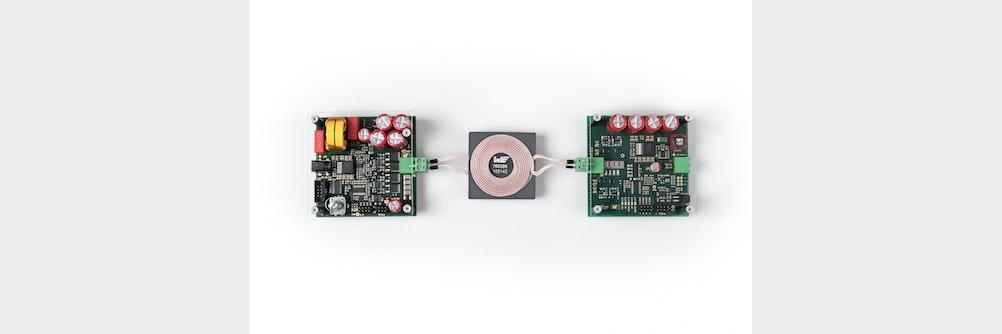 Energieübertragung und Datentransfer in einem.