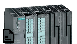#Einschubstreifen von Murrplastik für #SPS-Module von #Siemens