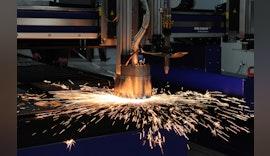Brennschneidmaschine MultiTherm® von Messer Cutting Systems