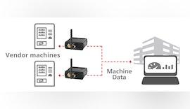 Smart Vendor Machine - Vernetzen Sie einfach Ihre verteilten Verkaufsautomaten