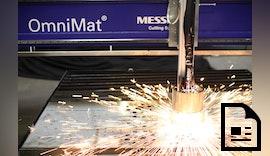Brennschneidmaschine OmniMat® von Messer Cutting Systems