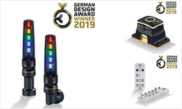 #GermanDesignAward für ifm