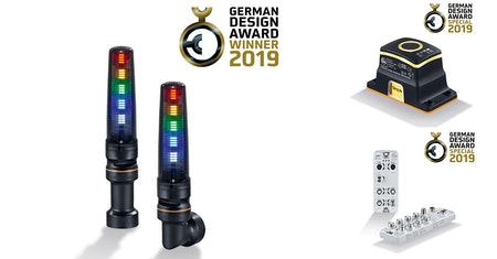 GermanDesignAward für ifm