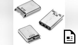 Leistungsfähige USB- Steckverbinder für die Industrie