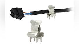 Neue EMV Schirmklammer für Leiterplatten