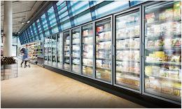 #Energieeffiziente #Ventilatoren für Kühlmöbel im Supermarkt