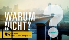 CENIT smart #PLM 3DEXPERIENCE #SAP Integration