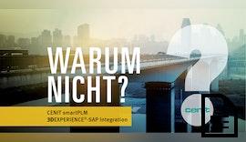 CENIT smart PLM 3DEXPERIENCE SAP Integration