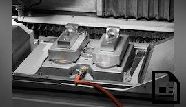 AMF-Nullpunktspannsysteme unterstützen revolutionäre Hybrid-Fertigung bei MATSUURA Europe