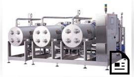 Innovative Getränkefiltration – Dezentrale Antriebe von NORD liefern das Drehmoment für h