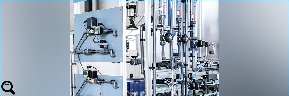 #Modulare #Systemlösung vereinfacht die Wasserverschneidung