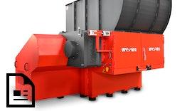 WLK 800, 1000, 1500 und 2000 – die neue Generation der WEIMA Kunststoff-Zerklei