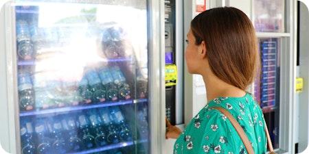 SmartVendingMachine: Wartung und Service verteilter Verkaufsautomaten optimieren