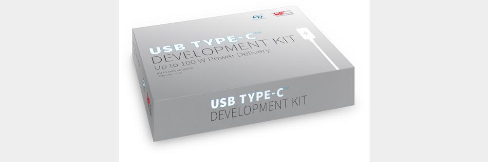 WE_eiSos präsentiert USB Type-C Development Kit