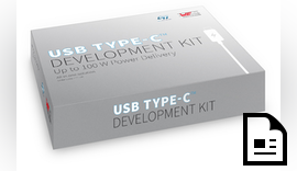 WE_eiSos präsentiert USB Type-C Development Kit