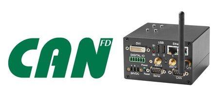 Janz Tec bringt Embedded Rechner mit integriertem CAN FD auf den Markt