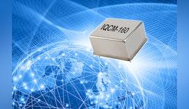 Markteinführung des größenreduzierten disciplined OCXO von IQD bei der embedded world