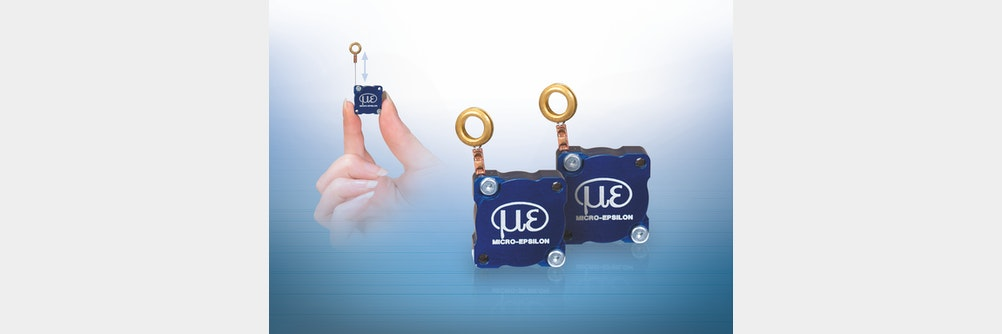 Neu: Weltweit kleinster Seilzugsensor