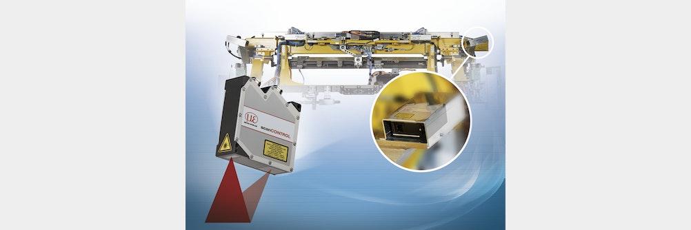Automatische Montage von Cockpitmodulen in der Automobilindustrie