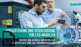 Wie Sie endlich allen #SAP-Anwendern die aktuellen #CAD-Modelle zugänglich machen