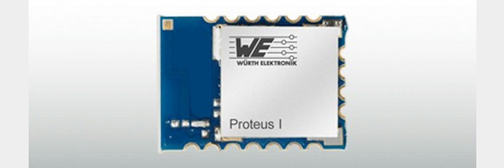 WE_eiSos: Update für preisgekröntes Bluetooth Modul