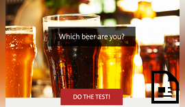 Der ultimative Test: Welches Bier bist du?