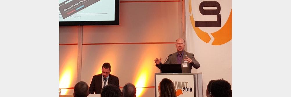 TISAX auf der LogiMAT 2019: Die ICS AG hilft,  Anforderungen zu verstehen und umzusetzen