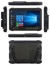 Mehr kraftvolle Computer Mobilität mit Laptop-großem TabletPC