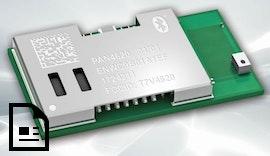 IEEE® 802.15.4 und Bluetooth® Low Energy Modul:  PAN4620