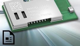 ausgezeichnetes Link-Budget / sehr niedrige Stromaufnahme Bluetooth 5 Modul PAN1762