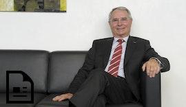 Unternehmer Gerhard Sturm wird 80 Jahre