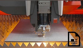 Neue Massstäbe setzen: Faserlaser-Schneiden mit 12 Kilowatt