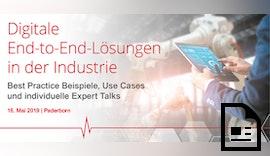 Digitale End-to-End-Lösungen in der Industrie
