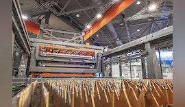 Die vollautomatisierte Production Line in der Blechbearbeitung