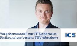 #TÜV-geprüftes Vorgehensmodell für die #ITSicherheit #Risikoanalyse im Bahnumfeld