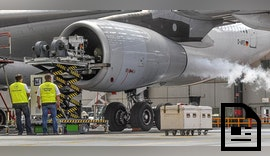Effizient und innovativ: #Lufthansa setzt auf #CO2 #Trockeneisreinigung - und ifm!
