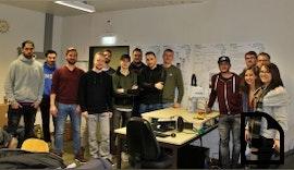 EGS stellt der HFU einen Roboter für studentisches Projekt zur Verfügung