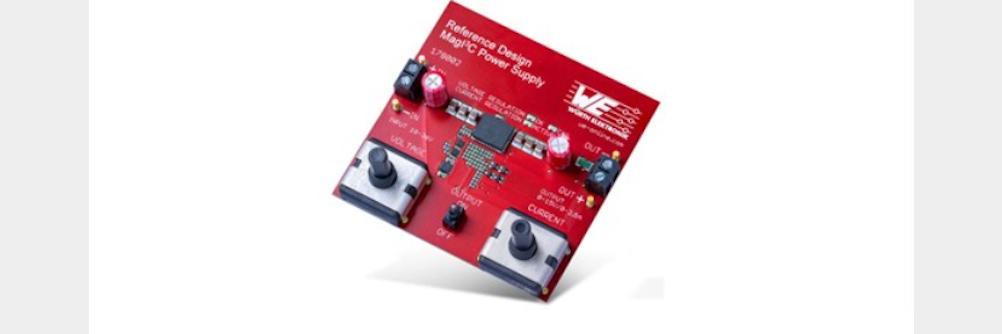 Referenzdesign mit MagI³C PowerModul verfügbar