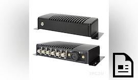 Industrielle Rugged EmbeddedPC