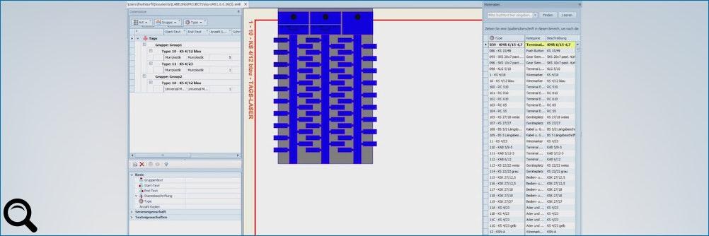 Neue Version der mp #Universal #Marking #Software