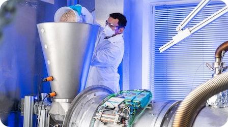 ifmErwischt: ifm-Sensoren im Einsatz beim Deutschen Zentrum für Luft- und Raumfahrt