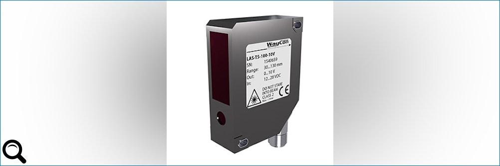 #Lasersensoren LAS-T5 – Bereit für #Industrie40