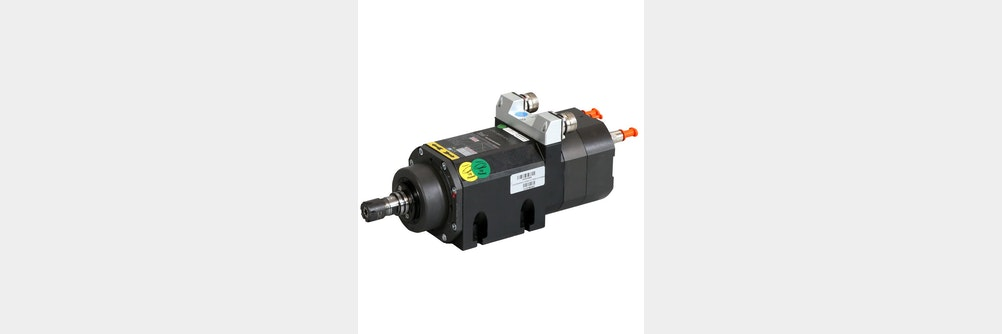 Frässpindel ES 325 HSK 25 für CNC Fräsmaschinen