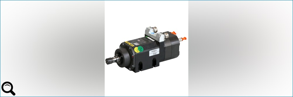 #Frässpindel ES 325 HSK 25 für #CNC #Fräsmaschinen