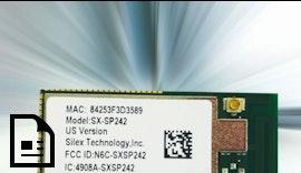 SX-ULPGN – kostengünstiges Ultra-Low-Power hostless WiFi-Modul für IoT mit 802.11n Suppor