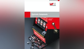 Würth Elektronik Katalog Electronic Components 2019 erschienen