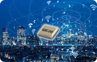 IQD stellt Ultraminiatur-Quarz IQXC-240 vor